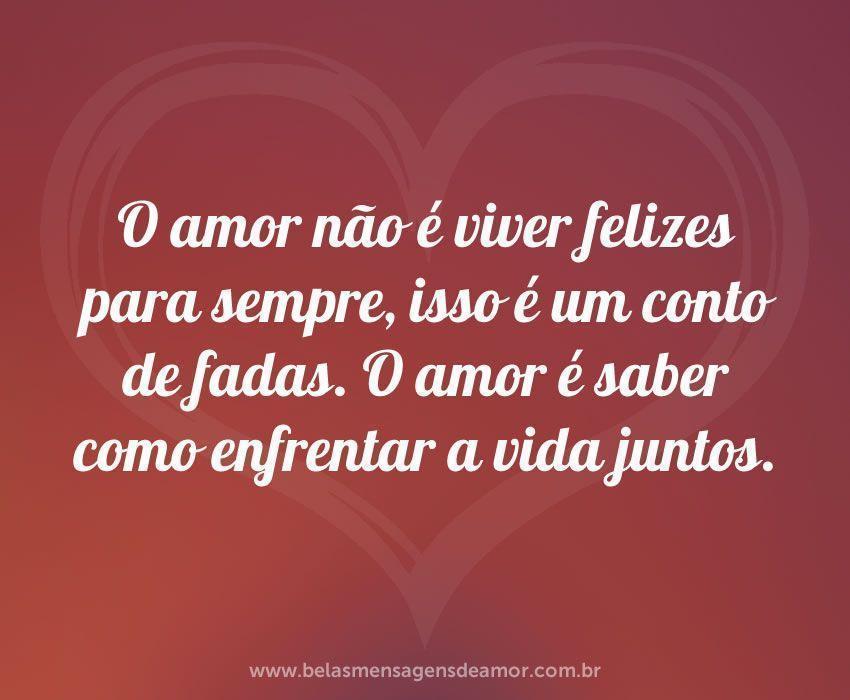 O amor é saber